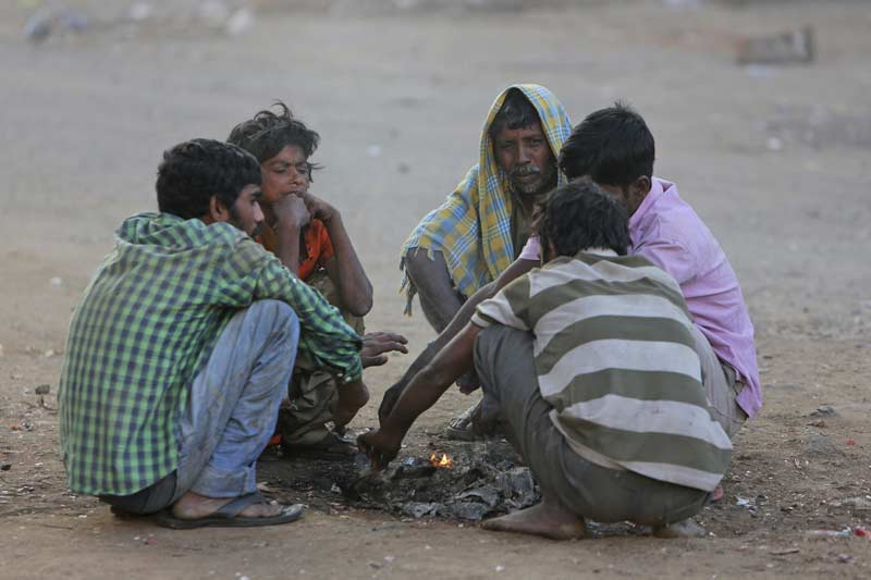 Below 10 degree in 15 cities in Odisha