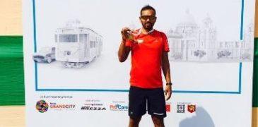 Soubhgya-won-Kolkata-Marathone-AajiraOdisha
