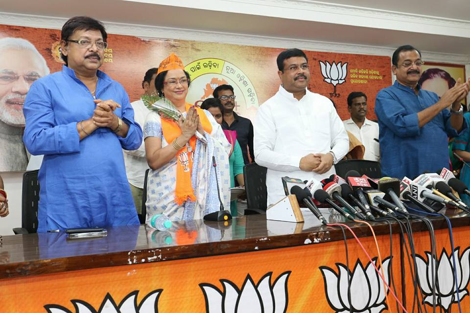 Mahesweta-Ray-Joined-BJP
