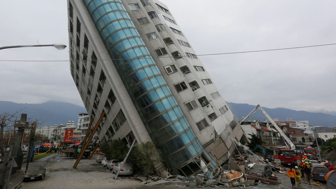 Earthquake-in-Taiwan