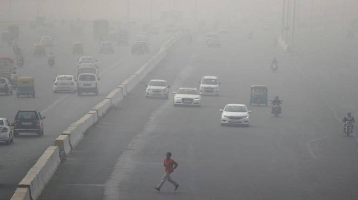 Delhi-Air-Pollution-Aajira-Odisha