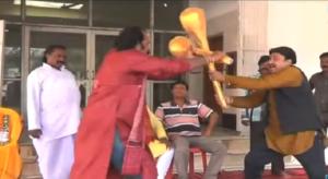 Dhanu-yatra-Practice-In-Kalyan-Mandap-Aajira-Odisha