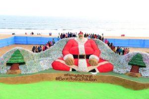 sudarsan-pattanaik-Sand-Art-Aajira-Odisha