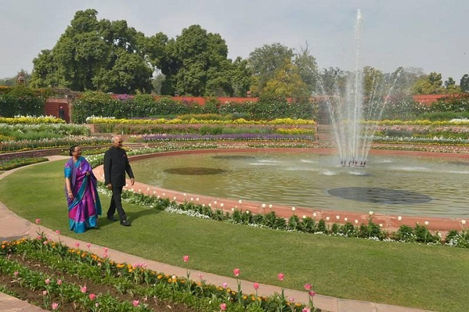 Mogal Garden opened for public-Aajira-Odisha