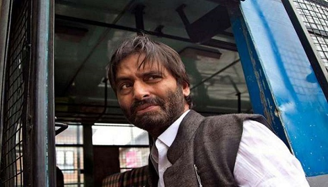 Central GOVT banned on yasin-malik-led jklf For anti-terror-law-Aajira-Odisha