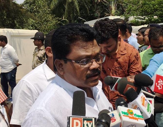 Trinath-Gamang-Resigned-Aajira-Odisha
