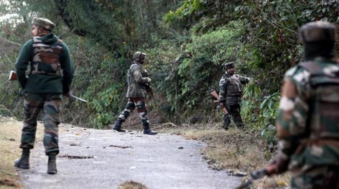 two terrorist dead by encounter of security forces in Bandipora-Aajira-Odisha
